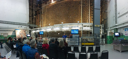 Reactor room presentation | by mightyohm