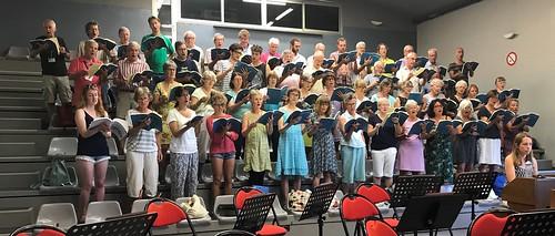 MC choir 2017 - Monteverdi Vespers