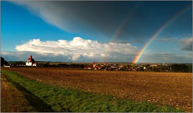 Moravia, 3 hours ago, village Dalesice
