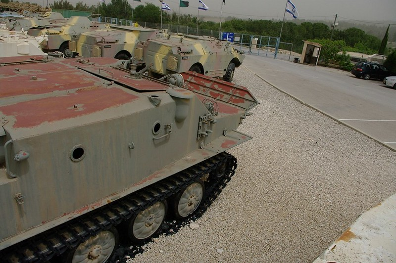 BTR-50PK 3