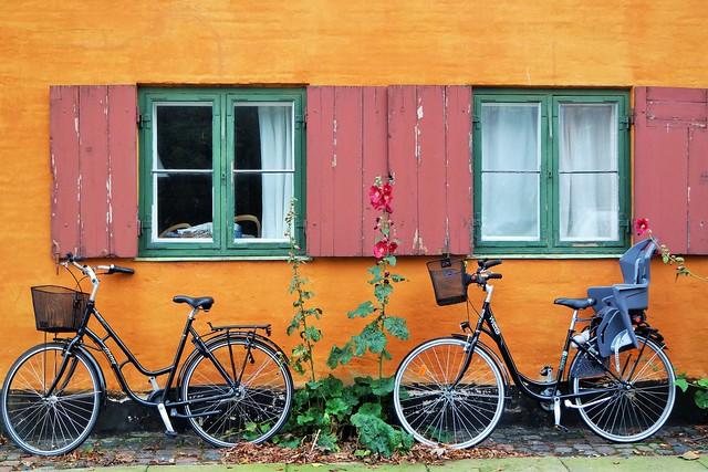 Cycling culture Copenhagen