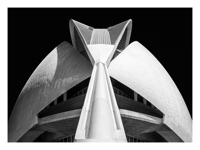 Palau de les Arts Reina Sofia :: Black & White