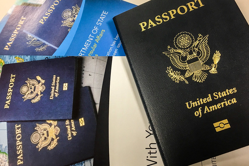 U.S. Passport Book