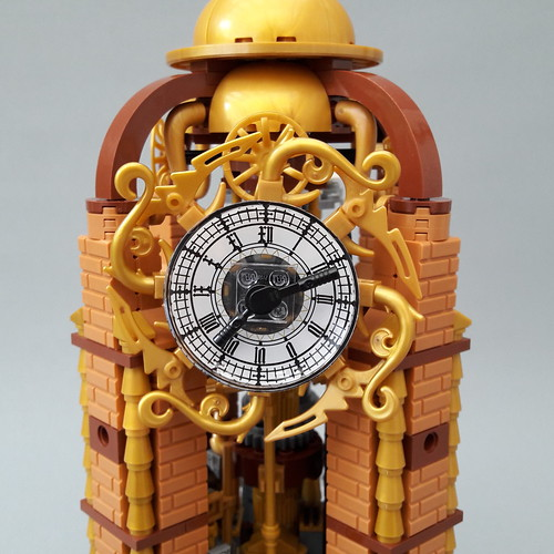 Steampunk Cronograph Observatory | by Zilmrud