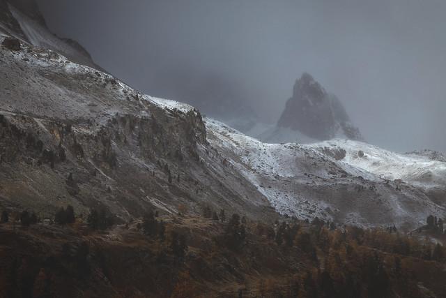 Vallée de la Clarée - Massif des Cerces