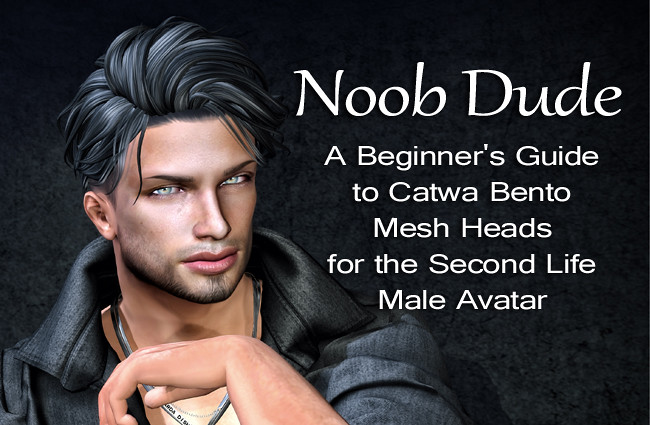 Noob Dude: A beginner's guide to Catwa Bento mesh heads fo…   Flickr