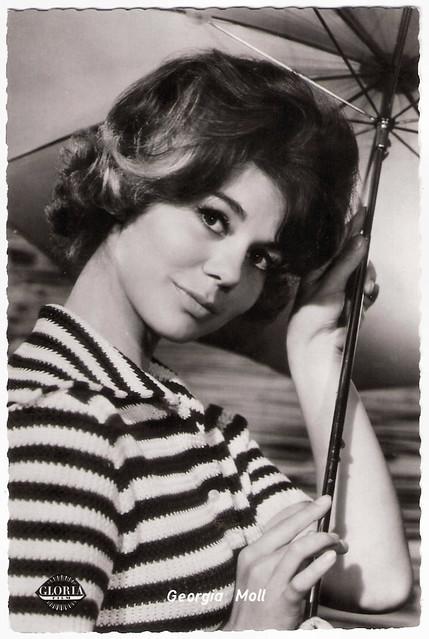Giorgia Moll in Marina (1960)
