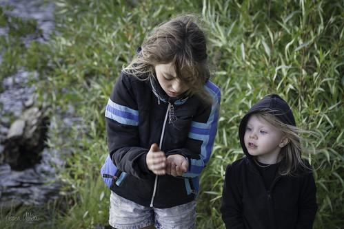 abbott adelynturner bigtrinitylake brennaabbott camping lake