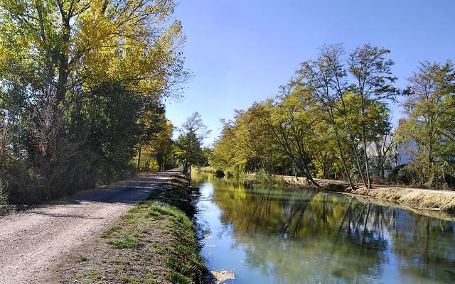 Canal de Castilla, Ramal Sur  (Valladolid)