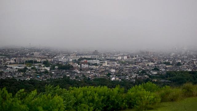 Wall of Rain (Nara)