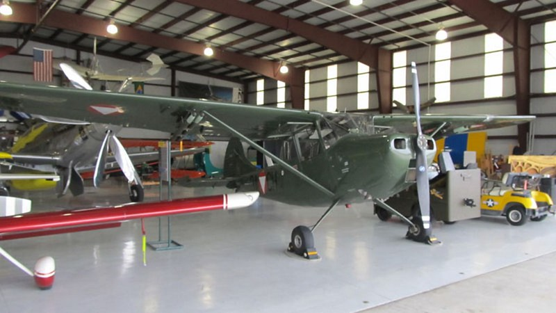 Cessna L-19 Bird Dog 4