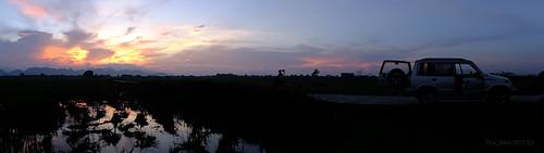 batha fujifilmx10 sunset
