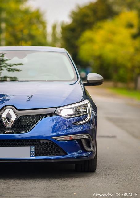 [Brenizer] Renault Megane IV GT (2017)