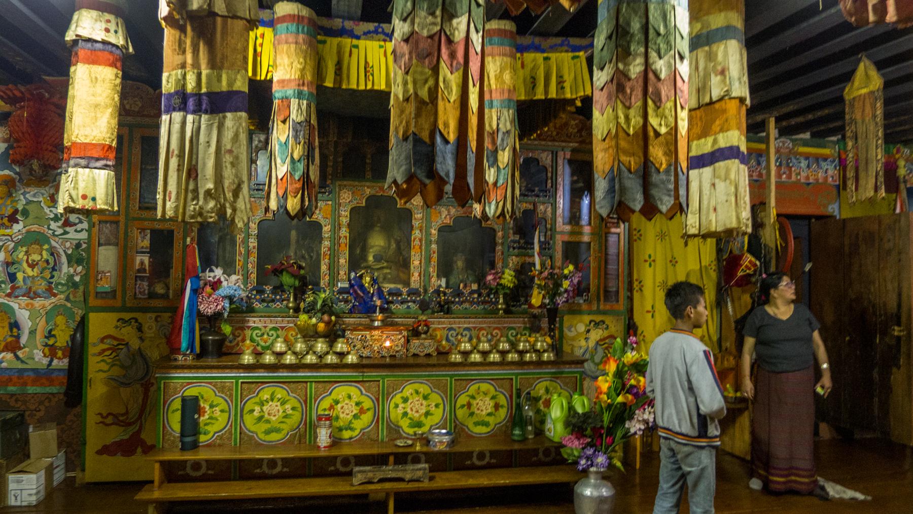 Temple domestique