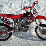 CRF450R 2005
