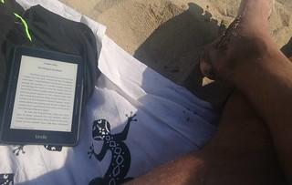 If dragons were near, I wouldn't be here! #beach # #aplagueofdragons #book #platya #octobersun | by woss