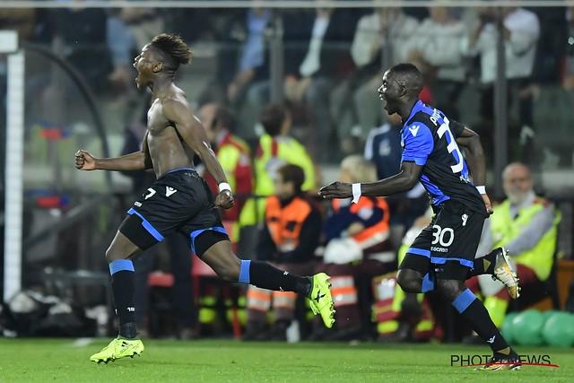 KV Oostende - Club Brugge 15-10-2017