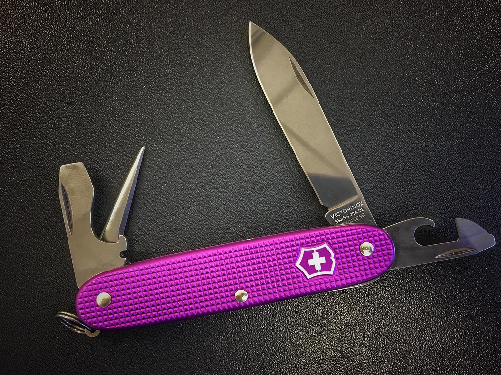 Victorinox Alox Pioneer Limited Edition 2016 | Guillaume Aknin | Flickr
