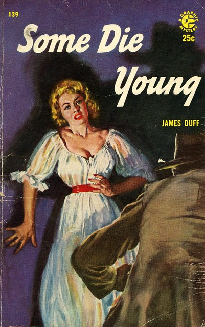 Graphic Books 139 - James Duff - Some Die Young