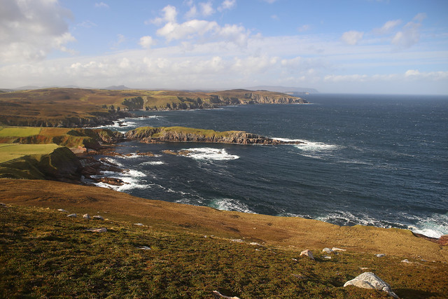 The coast near Kirtomy
