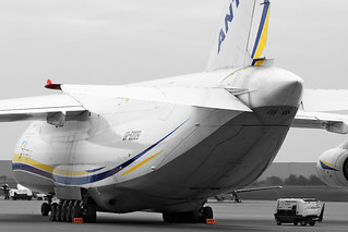 Antonov An-124-100 - UR-82029 - HAJ - 03.11.2017 | by Matthias Schichta