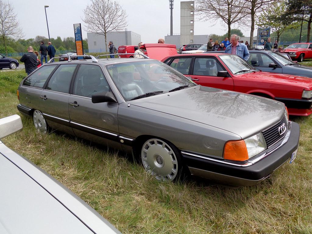 Kelebihan Audi 100 Avant Tangguh