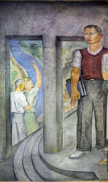WPA-mural_Sacramento college STackpole_couple student_p