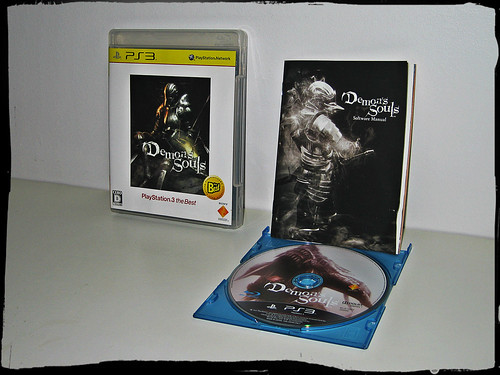 Demon's Souls (Jap The Best) | by reimmstein