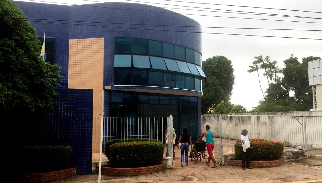 Peculato: o crime comum aos condenados na Perfuga; conheça os 7 tipos de peculato, Fórum de Santarém. Foto - Jeso Carneiro