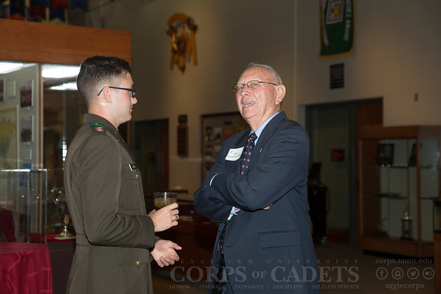 Corps Donor Dinner Fall 2017