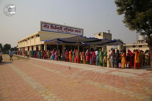 View of Sant Nirankari Satsang Bhawan, Rayya, Punjab