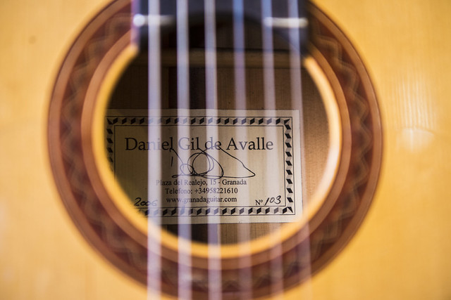 Visita Artesano Luthier Daniel Gil de Avalle