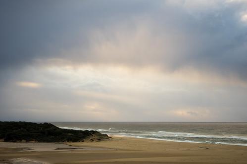 clouds da55300 laketyers pentaxk3 seascape sunrise victoria laketyersbeach australia pentax