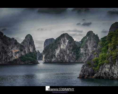 halongbay halong vietnam βιετνάμ southeastasia island sea unescoworldheritagesites