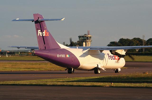 EI-FXE ATR42-320F Air Contractors