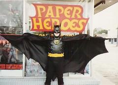 Paper Heroes Location 2 | by roadkillbuddha
