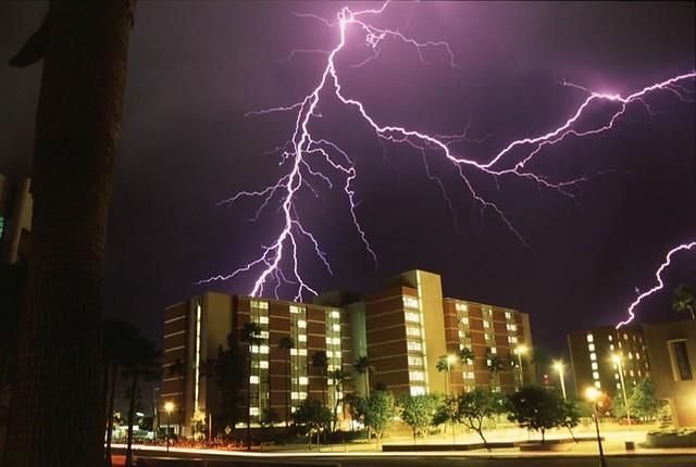 Close Lightning