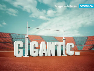 Decathlon gigantic | by stephanson