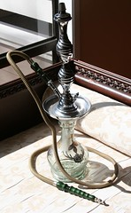 Hookah / Sheesha assembled | by Waqas Ahmed