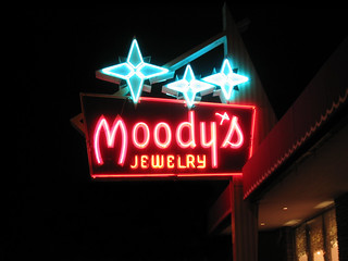 Moody's Jewelry Neon Sign | by Lost Tulsa