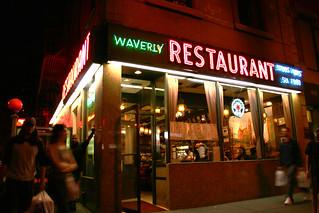 Waverly Restaurant   by roboppy