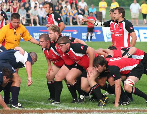 Rugby, II: Scrum