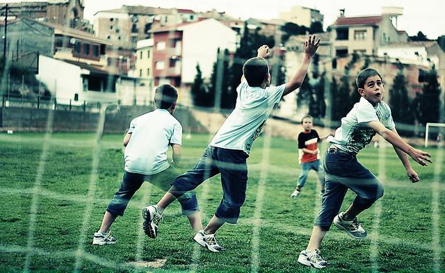 Guardameta - Goalkeeper