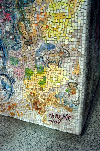Chicago - Chagall's Four Seasons | by wallyg