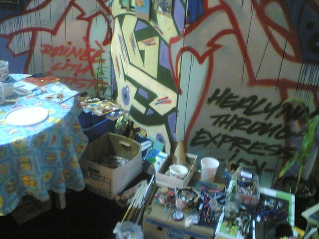 Art Table at the World Urban Forum