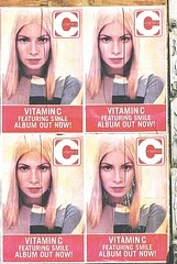 Street Poster: Vitamin C--Detroit MI
