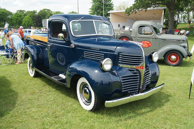 1946 Dodge WC Pick-Up