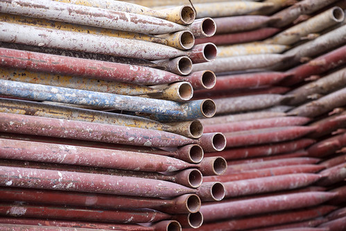 Colorful Iron Pipes-2 | by zeevveez
