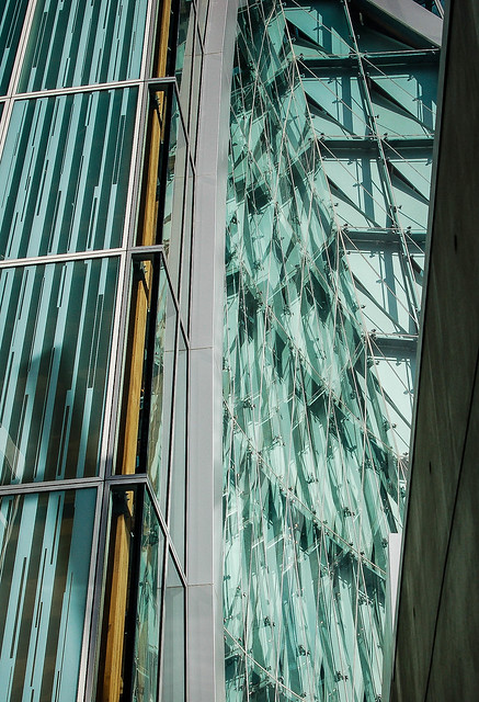 Cathedral of glass