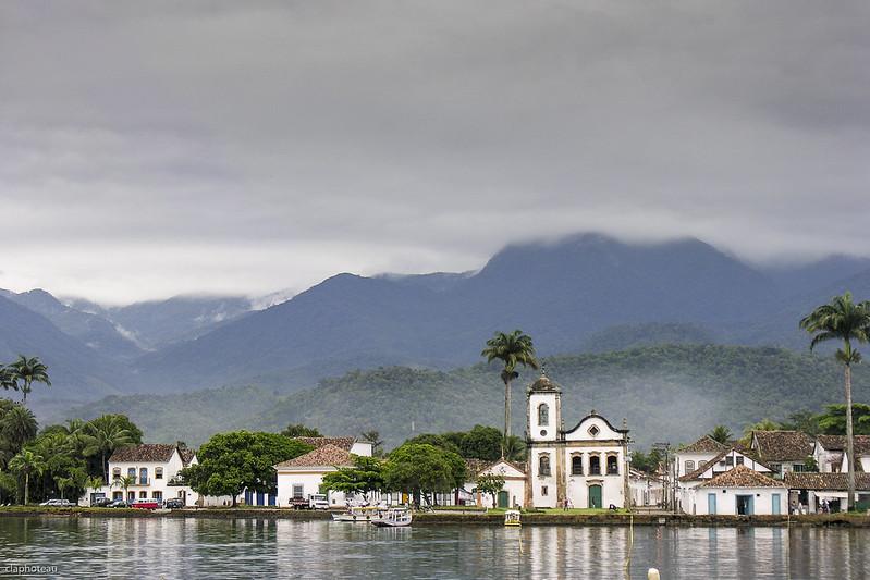 Paraty, Brésil